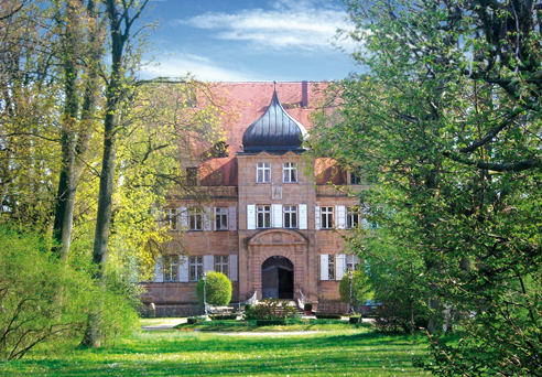 Gartenlust<br> Wasserschloss<br> Dürrenmungenau