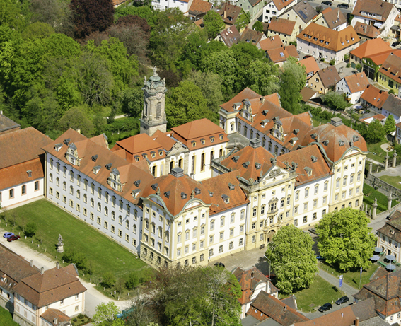 Gartenlust<br> Residenz<br> Ellingen (D)