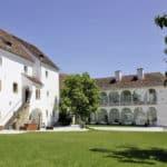 Gartenlust Schloss Hartberg