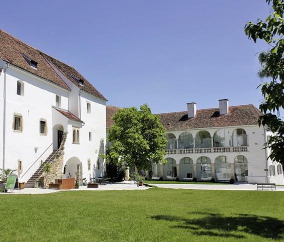 Gartenlust<br> Schloss<br> Hartberg (A)