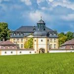 Gartenlust Schloss Jägersburg