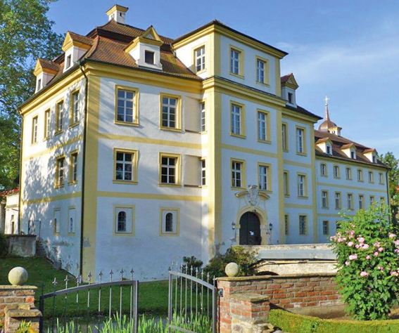 Gartenlust<br> Schloss<br> Köfering (D)