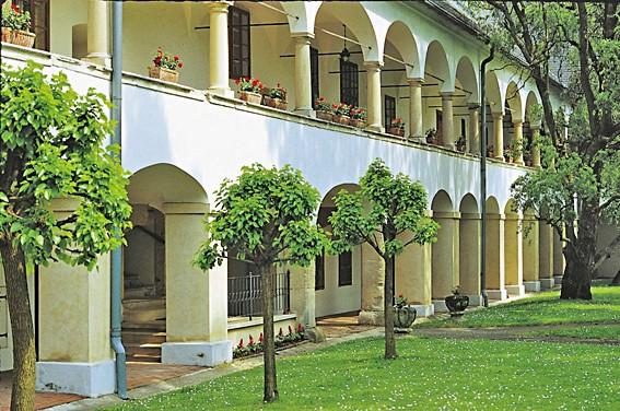 Gartenlust<br> Schloss<br> Lackenbach (A)