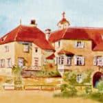 Landlust Schloss Neufraunhofen