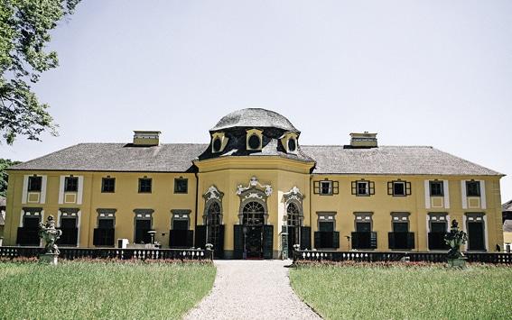 Gartenlust<br> Schloss<br> Neuwartenburg<br> (Bez. Vöcklabruck)