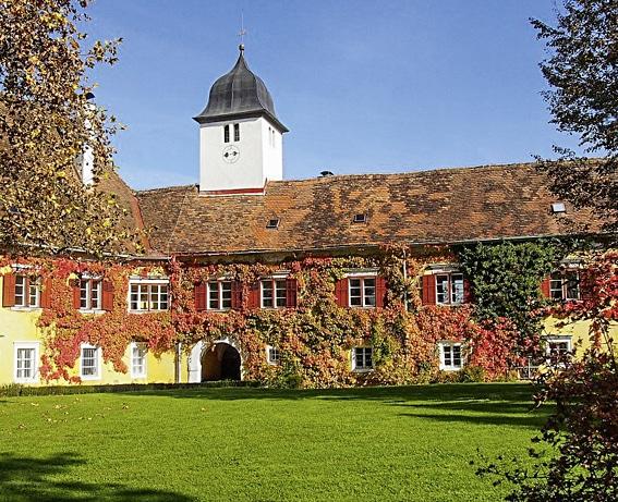 Gartenlust<br> Schloss<br> Ottersbach (A)