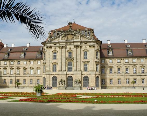 Gartenlust<br> Schloss<br> Weissenstein