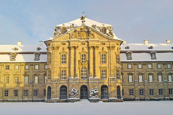 Schloss Weissenstein Winterlust Gartenlust