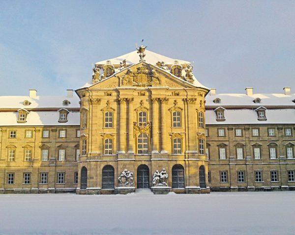 Winterlust<br> Schloss<br> Weissenstein (D)
