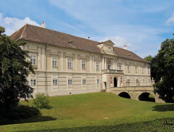 Gartenlust<br> Schloss<br> Rohrau