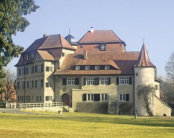 Gartenlust<br> Schloss<br> Rüdenhausen