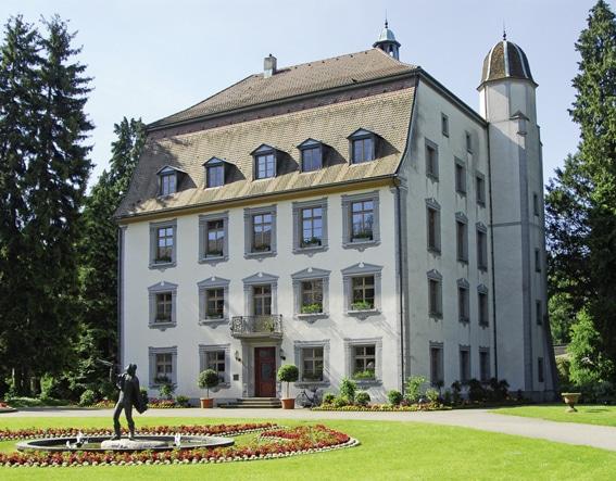 Gartenlust <br>Schloss <br> Schönau