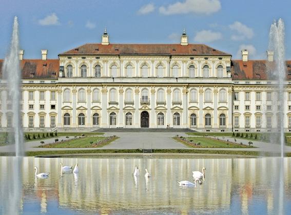 Gartenfestival<br> Schloss<br> Schleißheim