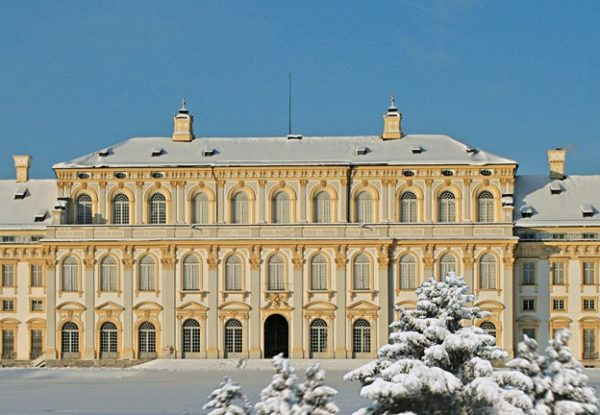 Winterlust<br> Schloss<br> Schleißheim (D)