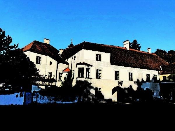 Gartenlust<br> Schloss<br> Neufraunhofen
