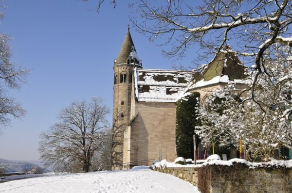 Winterlust<br> Kloster<br> Lorch