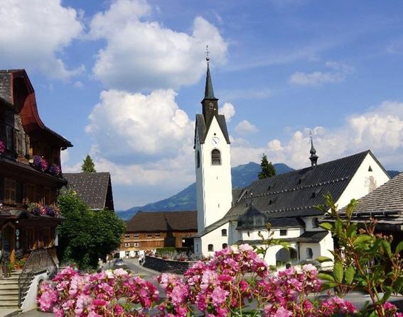 Gartenlust<br> Kauffmannsaal<br> Schwarzenberg<br> (Vorarlberg)