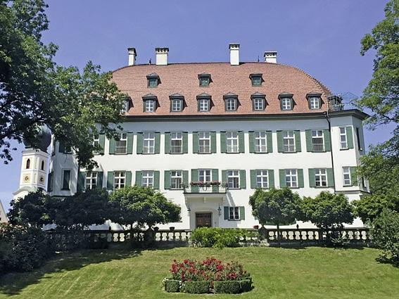 Gartenlust<br> Schloss<br> Waal