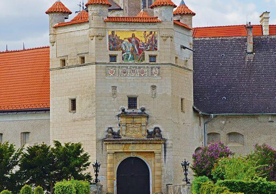 Gartenlust Schloss Wallsee
