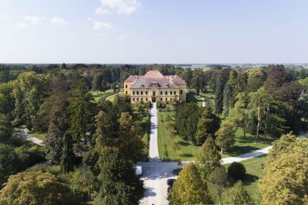 Gartenlust<br> Schloss<br> Eckartsau (A)