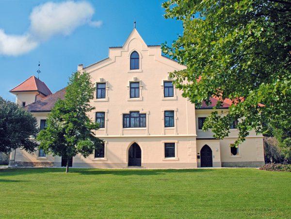 Gartenlust<br> Schloss<br> Mamling (A)