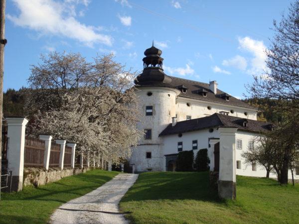 Gartenlust<br> Schloss<br> Gradisch<br> (Bez. Feldkirchen)