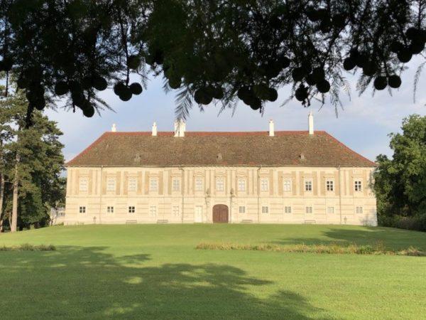 Gartenlust<br> Schloss<br> Rohrau<br> (Niederösterreich)