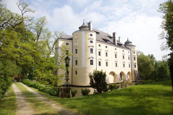 Gartenlust<br> Schloss<br> Bernau
