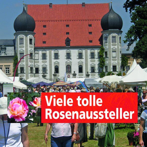 Gartenlust<br> Schloss<br> Maxlrain