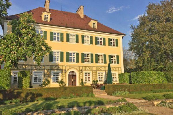 Gartenlust<br> Schloss<br> Tagmersheim<br> (nahe Ingolstadt)