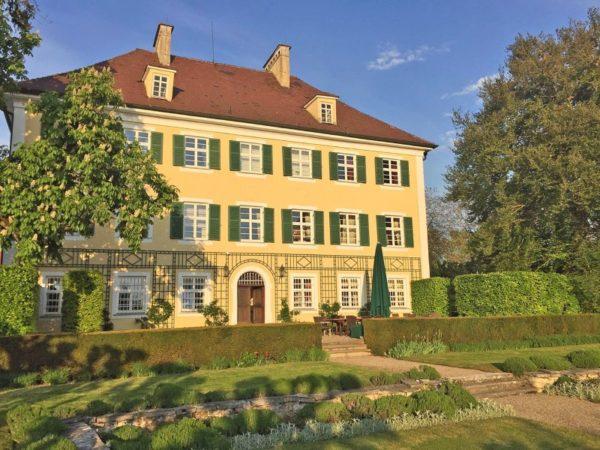 Gartenlust<br> Schloss<br> Tagmersheim