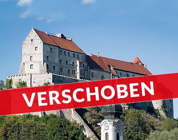 Gartenlust<br> Burg<br> Burghausen (D)