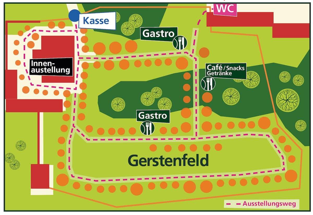 Geländeplan Wundschuh