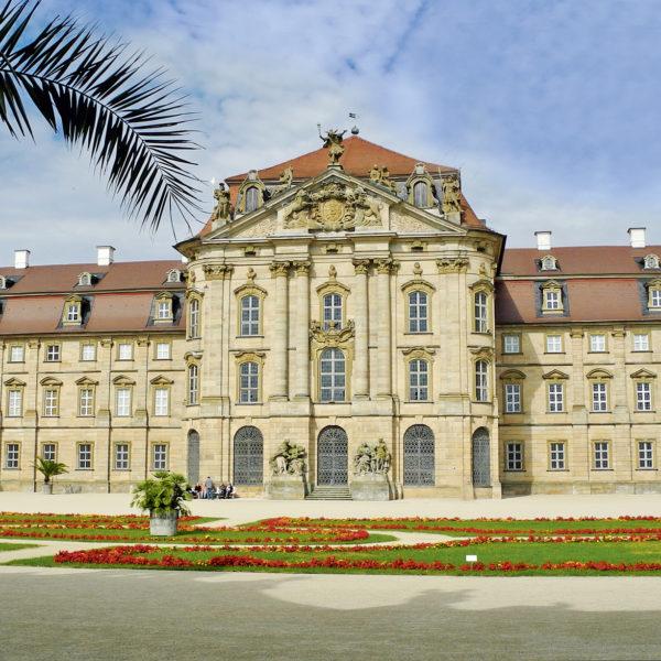 Gartenlust Pommersfelden Schloss Weissenstein