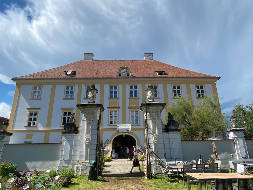 Gartenlust Schloss Wundschuh
