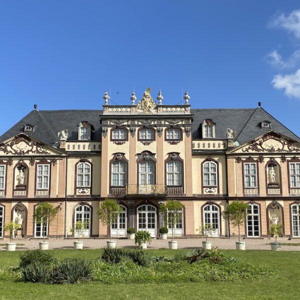 Gartenlust Schloss Molsdorf