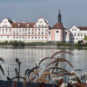 Gartenlust Schloss Vornbach Neuhaus