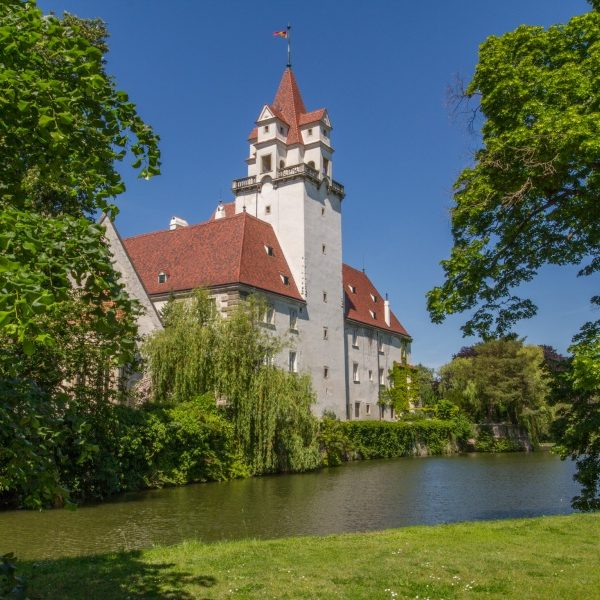 Gartenlust Schloss Ebreichsdorf