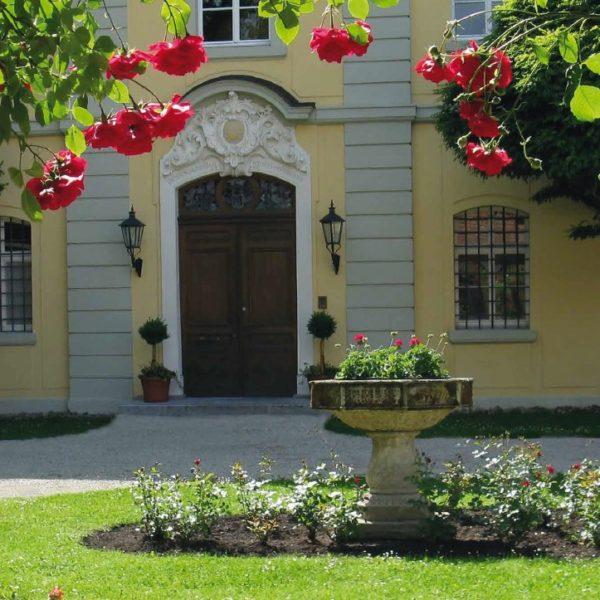Gartenlust Schlösser Sugenheim
